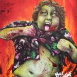 """Zombie Chunk by: Mike Vanderhoof"" by MikeVanderhoof"