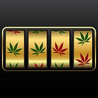 cannabis slot machine