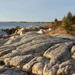 """Granite Coastline_9057"" by davies"