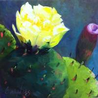 Prickly Pear Rose
