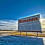 """Hanston Sign"" by PaulJPorter"