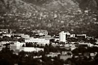 Salt Lake City Three Tilt Shift