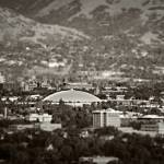 """Salt Lake City Four Tilt Shift"" by jamiestarling"