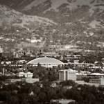 """""""Salt Lake City Four Tilt Shift"""" by jamiestarling"""