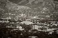 Salt Lake City Four Tilt Shift