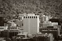 Salt Lake City Six Tilt Shift