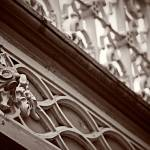 """Close up Bridge Details in Central Park"" by jamiestarling"