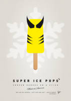 My SUPERHERO ICE POP - Wolverine