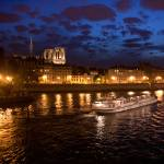 """Paris at Night"" by JohnAres"