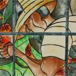 """Stained Glass Window"" by JABSart"