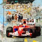 """Ferrari F1"" by tobias1969"