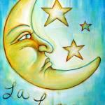 """La Luna"" by HCalderon"