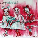 """""""Hermanitas (Sisters)"""" by HCalderon"""