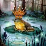 """Frog Prince"" by HCalderon"