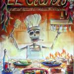 """ElCocinero (The Cook)"" by HCalderon"