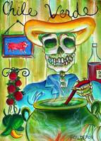 Green Chile Day of the Dead