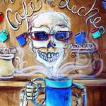 """Day of the Dead Coffee"" by HCalderon"
