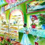 """La Panaderia (The Bakery)"" by HCalderon"