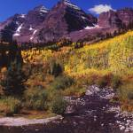 """Maroon Bells"" by kendietz"