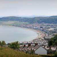 Llandudno, Wales Art Prints & Posters by Diane Griffiths