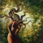 """""""The Tree"""" by Hannahart"""