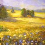 """""""Golden Meadow"""" by BCArt"""