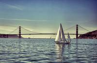 Sailing the Golden Gate