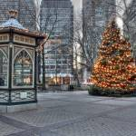 """Rittenhouse Square Christmas Tree"" by christiancarollo"