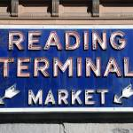 """Reading Terminal Market Sign"" by christiancarollo"