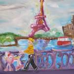 """Paris"" by ellelbrown"