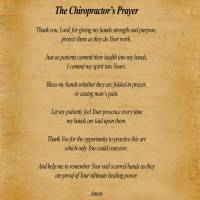 TheChiropractorsPrayer Art Prints & Posters by Joel Johnson