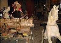 Old Time Rocking Horse and Wood Shop