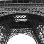"""Eiffel Tower in Black and White"" by TammyWinandPhotography"