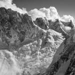 """In the Mont Blanc Massif"" by McPaddy"