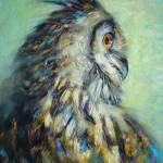 """""""Horned Owl"""" by TonjaSell"""
