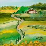 """Verde sentiero"" by Loredana_Messina"