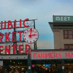 """Pikes Place Market"" by ChrisHudson"