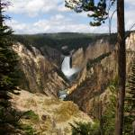 """Yellowstone Falls"" by ChrisHudson"