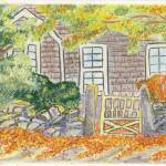 """Gate, Rockport , New Hampshire"" by PatWalden"
