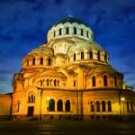 """Alexander Nevski Cathedral"" by annayanev"