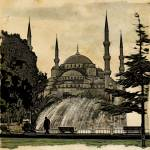 """Blue Mosque Istanbul"" by HAX"