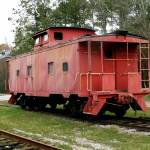 """Red Caboose"" by NelsonWatkins"