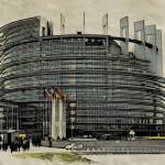 """European Parliament Strasbourg"" by HAX"