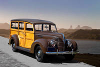 1939 Ford Delux Station Wagon