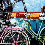 """""""Bikes Amsterdam"""" by kenart"""