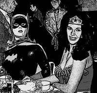 Batgirl Discovers Wonder Woman's Source of Power