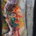 """Bride behind the curtain"" by hoginafog"
