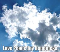 Love Peace Joy Happiness