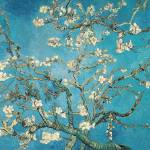"""Almond branches in bloom, 1890, by Vincent van Gog"" by fineartmasters"