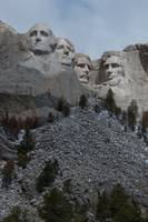 Mount Rushmore Portrait